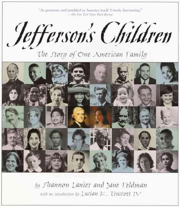 Jefferson's Children By Lanier, Shannon/ Feldman, Jane (PHT)/ Feldman, Jane